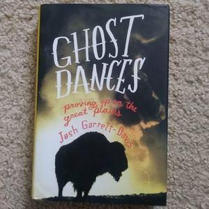 Ghost Dances Book